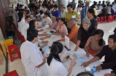 BV Bạch Mai cơ sở tại Hà Nam chính thức đón tiếp bệnh nhân