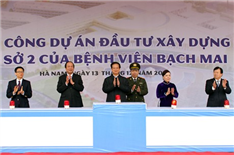 Thủ tướng phát lệnh khởi công 2 bệnh viện lớn, hiện đại