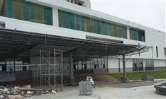 Bệnh viện Việt Đức ở Hà Nam có thể bắt đầu khám bệnh từ cuối tháng 7