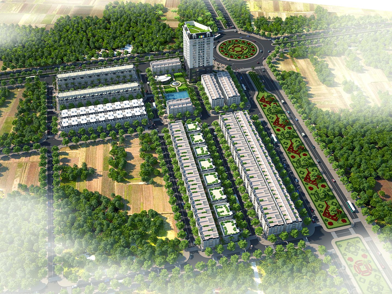 PHân kỳ 1 dự án River Silk City